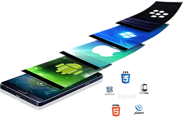 RNF provides hybrid app development services, building cross-platform apps on Xamarin & Phonegap