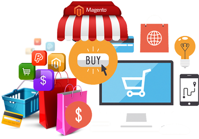 A Los Angeles based ecommerce web development firm offering web development services on Magento