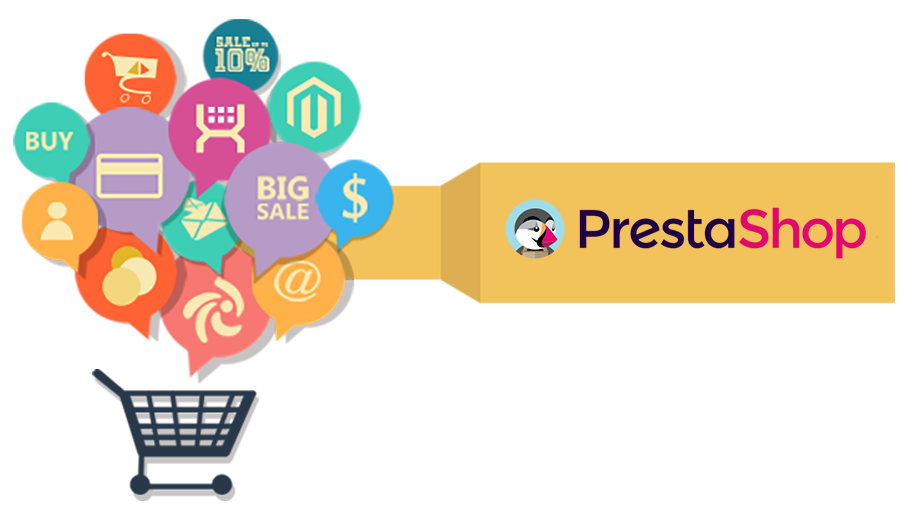 You can deploy RNF Technologies' custom web application development services to build your ecommerce website on PrestaShop - one of the leading open source ecommerce platforms