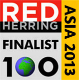RNF Technologies top 100 Asia finalists