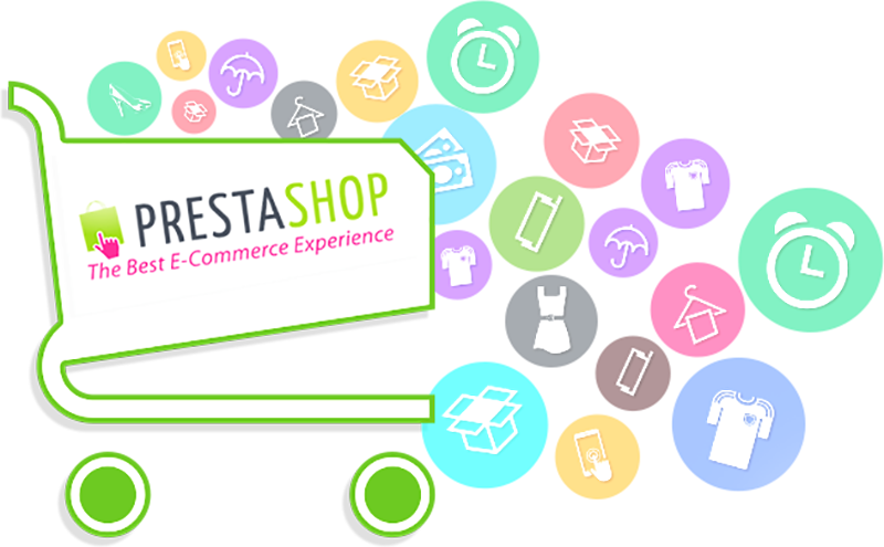 PrestaShop offers services to custom design your ecommerce website.