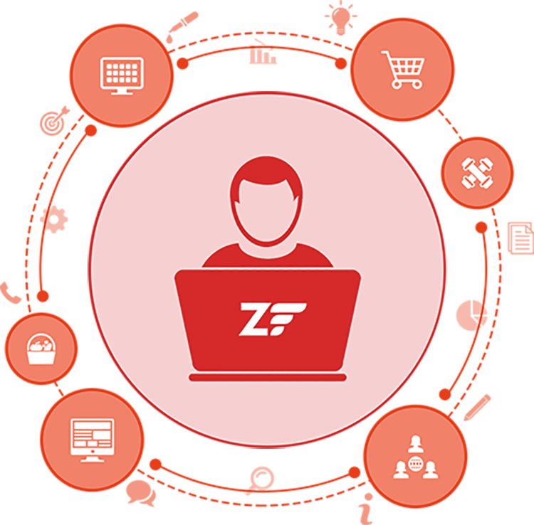 A web application design and development company in Los Angeles actively producing Zend based websites