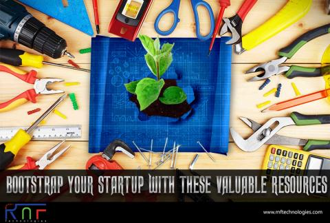 Bootstrap Your Startup With These Valuable Resources