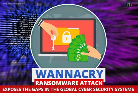 WannaCry Ransomware attack exposes the gaps in the global cyber security systems