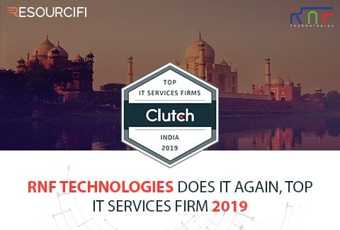RNF Technologies Highlighted as a Leading IT Services Firm in India